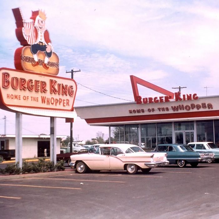 Original burger king location