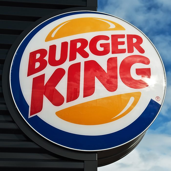 Burger King Restaurants logo