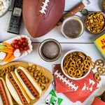 The Best Snack to Eat at Halftime, Based on Your Favorite Football Team