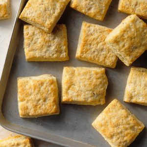 Easy Peasy Biscuits