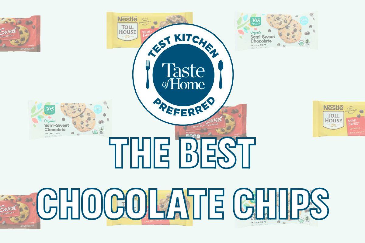 Test Kitchen preferred the best chocolate chips crop