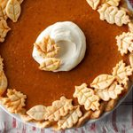 How to Bake the Best-Ever Pumpkin Pie