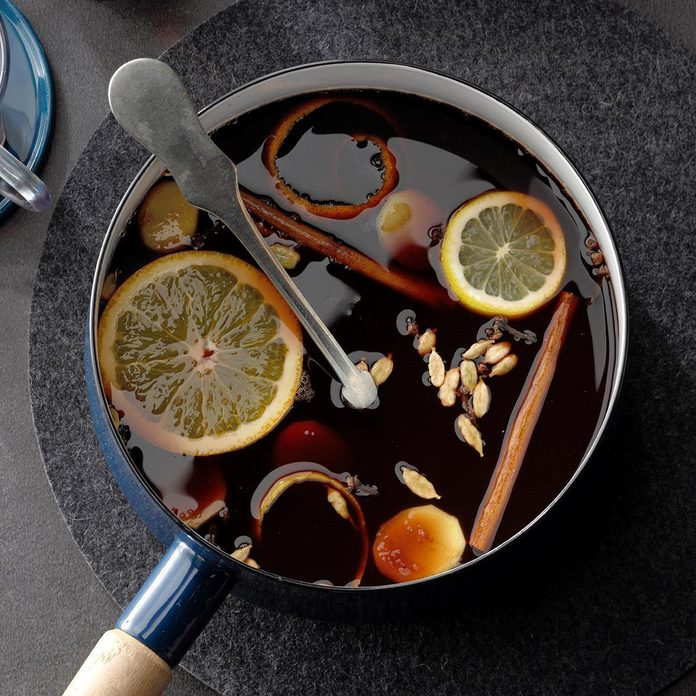 Finnish Mulled Wine
