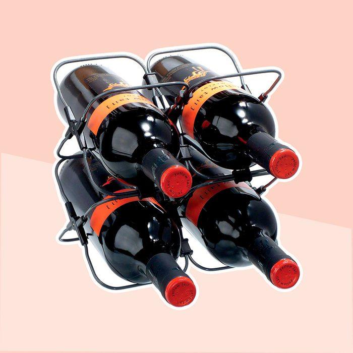 Rabbit Houdini Expandable Wine Rack
