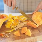 How to Safely Peel and Cut Winter Squash