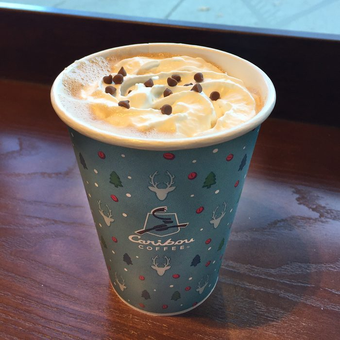 Caribou Coffe Cup