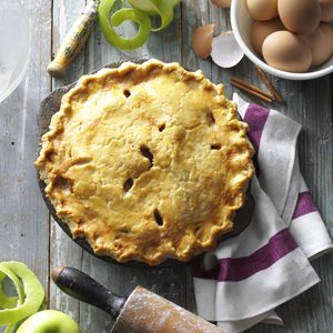 Beth Howard's Apple Pie