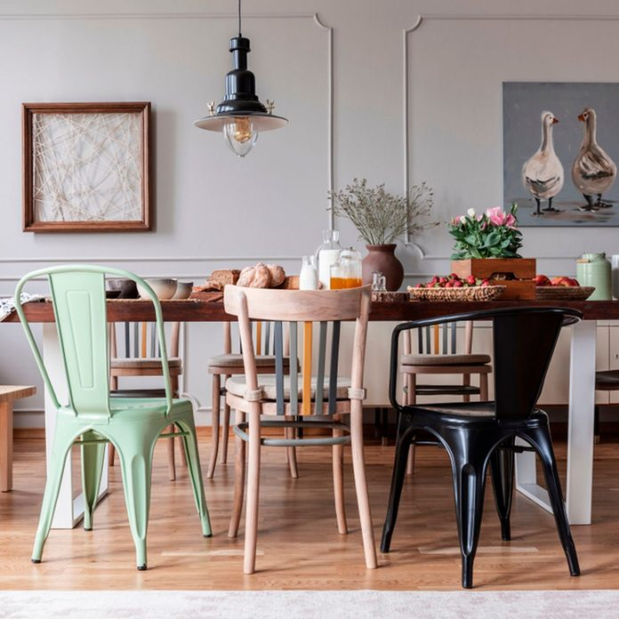 Mix-and-Match Furniture