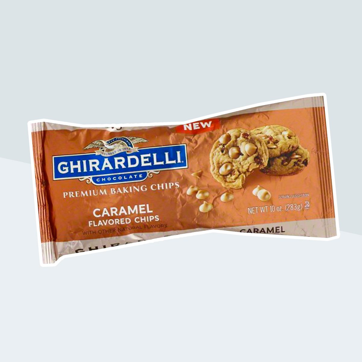 Ghirardelli Caramel-Flavored Chips