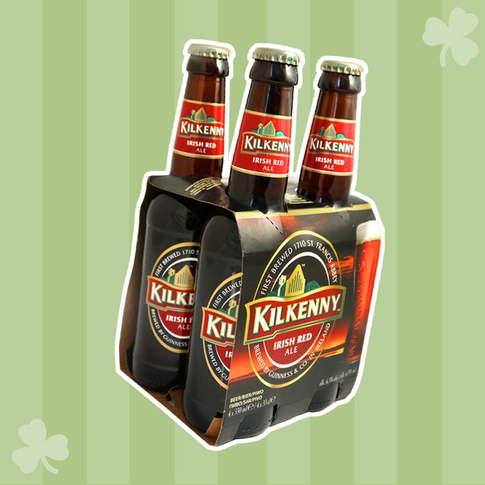 Germany, Munich - May 1, 2018: A pack of Kilkenny beer in bottles, product of Ireland.; Shutterstock ID 1084382348; Job (TFH, TOH, RD, BNB, CWM, CM): TOH