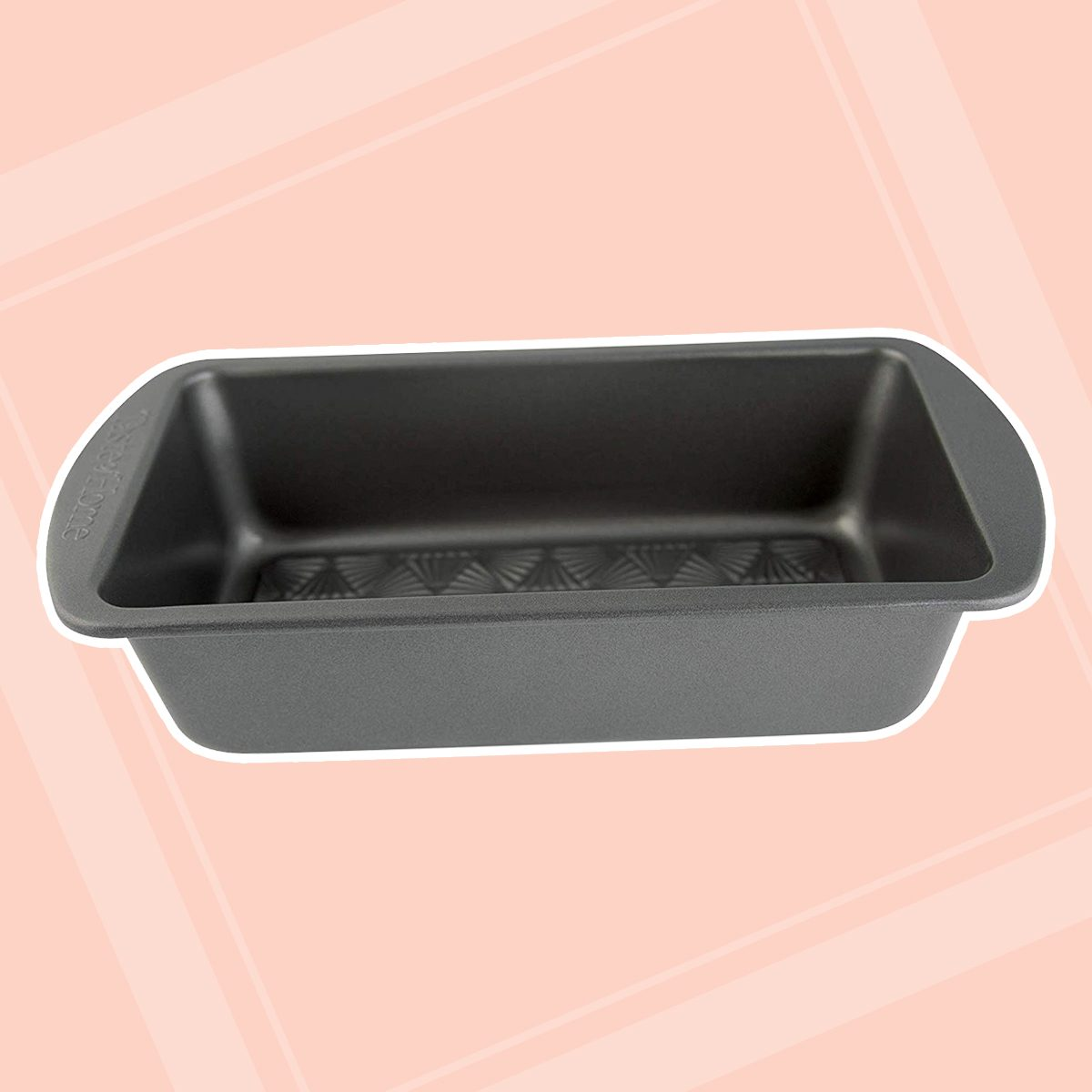 Taste of Home 9 x 5 inch Non-Stick Metal Loaf Pan