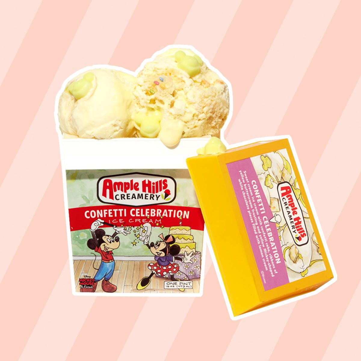 Ample Hills Creamery The Disney Mickey Mouse Collection