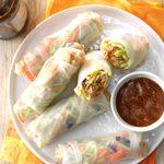 Pressure-Cooker Asian Wraps