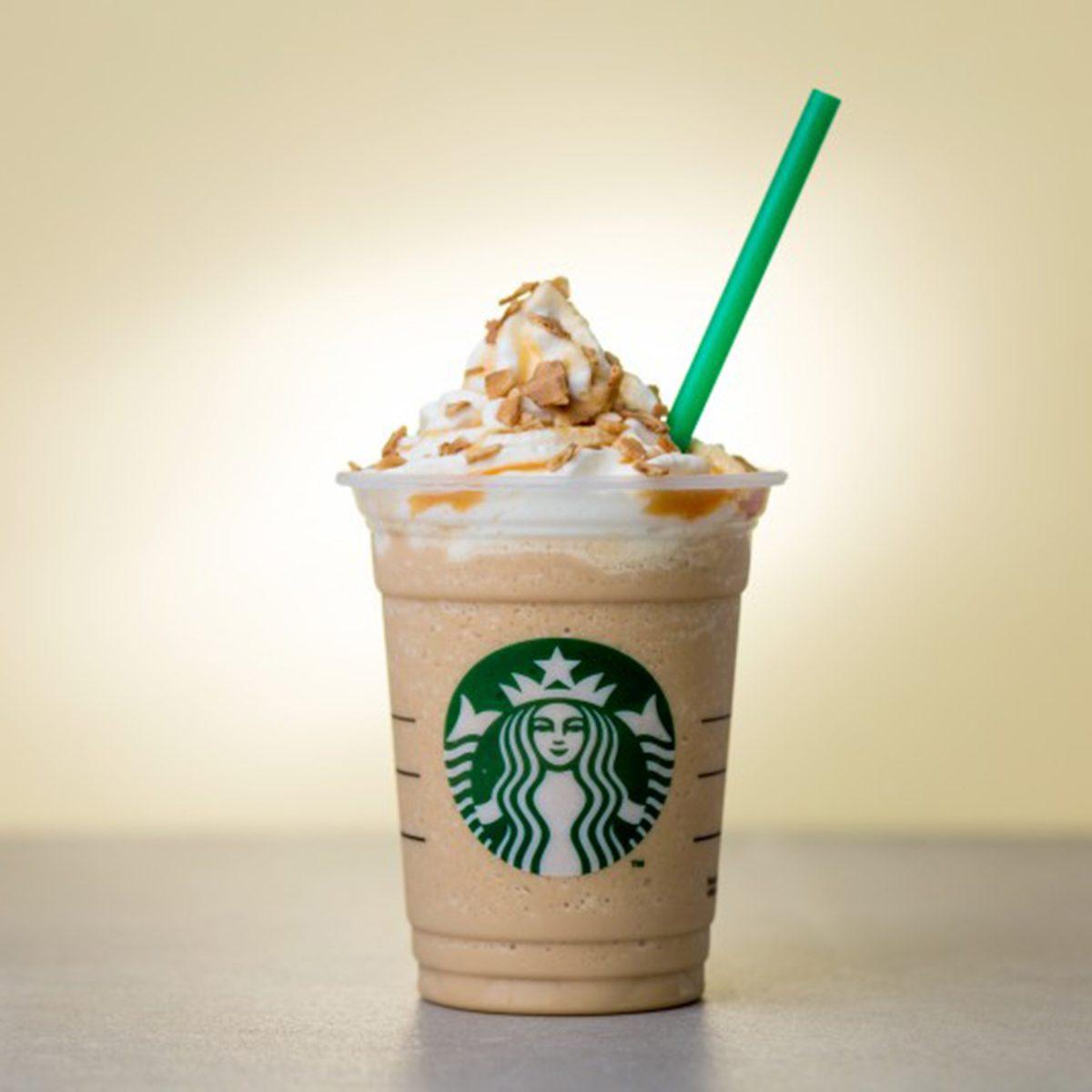 Caramel Frappuccino Light Blended Beverage