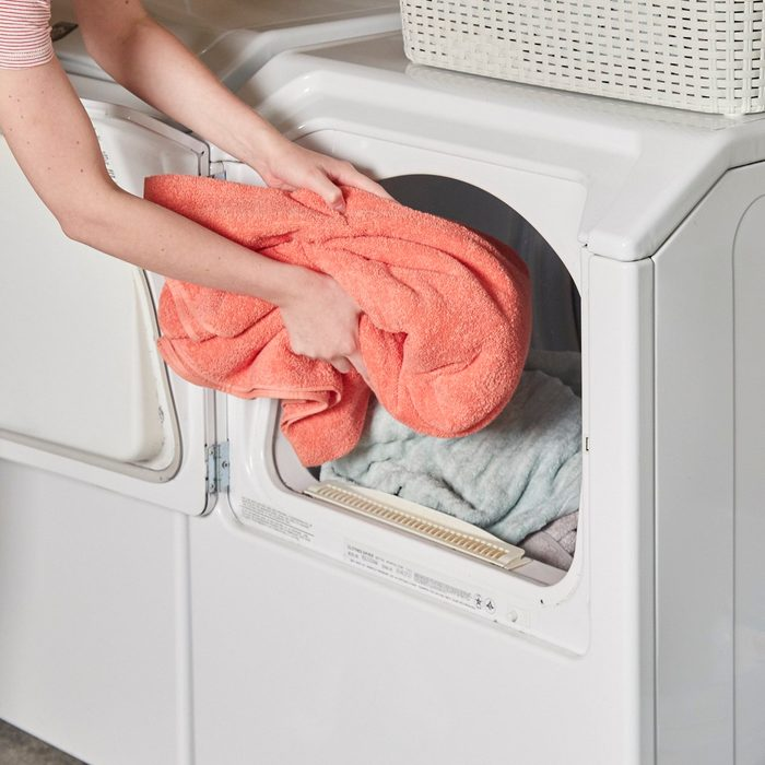 Quick Laundry Drying Hack HH