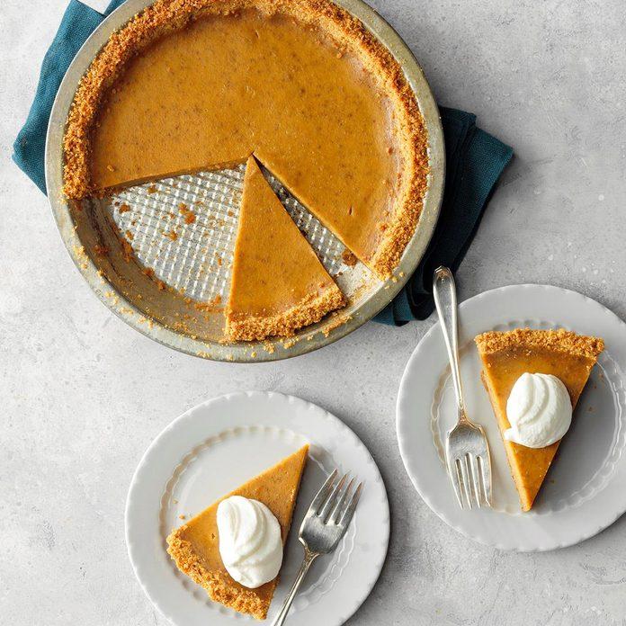 Pumpkin Pie Kit