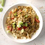 Pressure-Cooker Lentil Stew