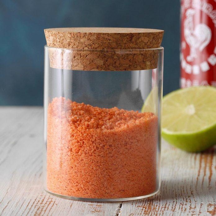 Sriracha Salt