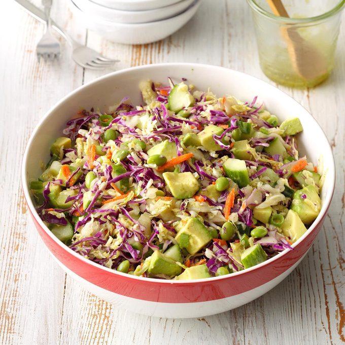 Thai Salad With Cilantro Lime Dressing Exps Sdjj19 233099 B02 05 7b 2