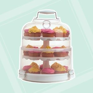 PL8 Cupcake Carrier and Display