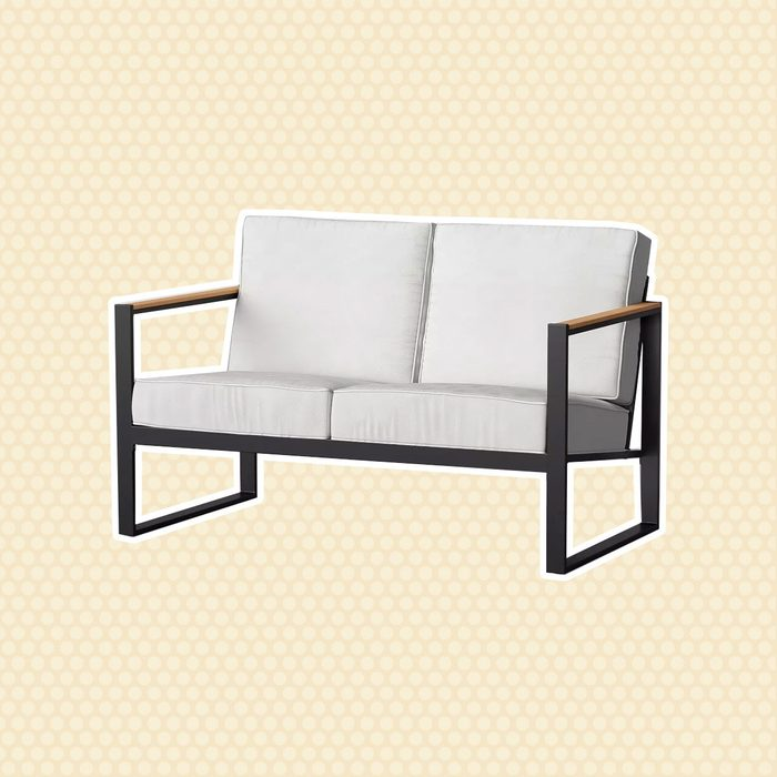 best patio furniture Henning Patio Loveseat Project