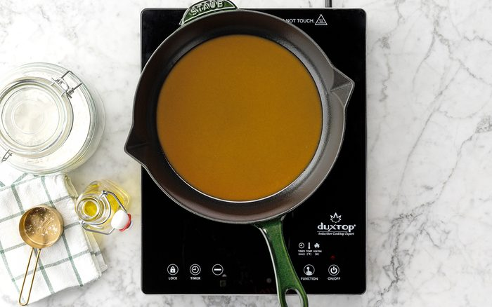 Roux Caramel C how to make a roux