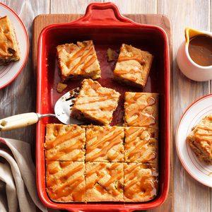 Apple Brandy Pecan Cake
