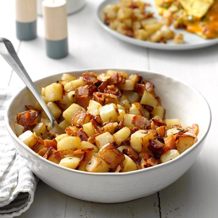 Connecticut: Home Fries