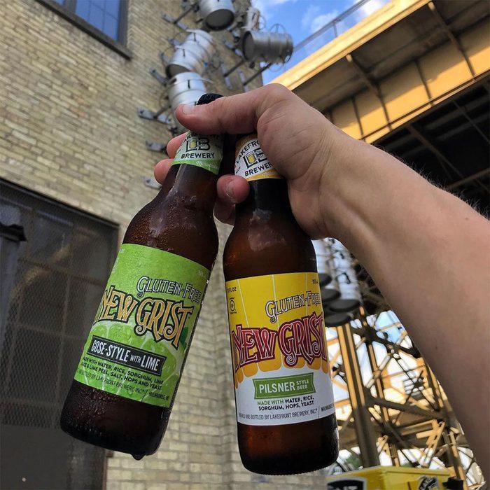 beer, lakefront brewery