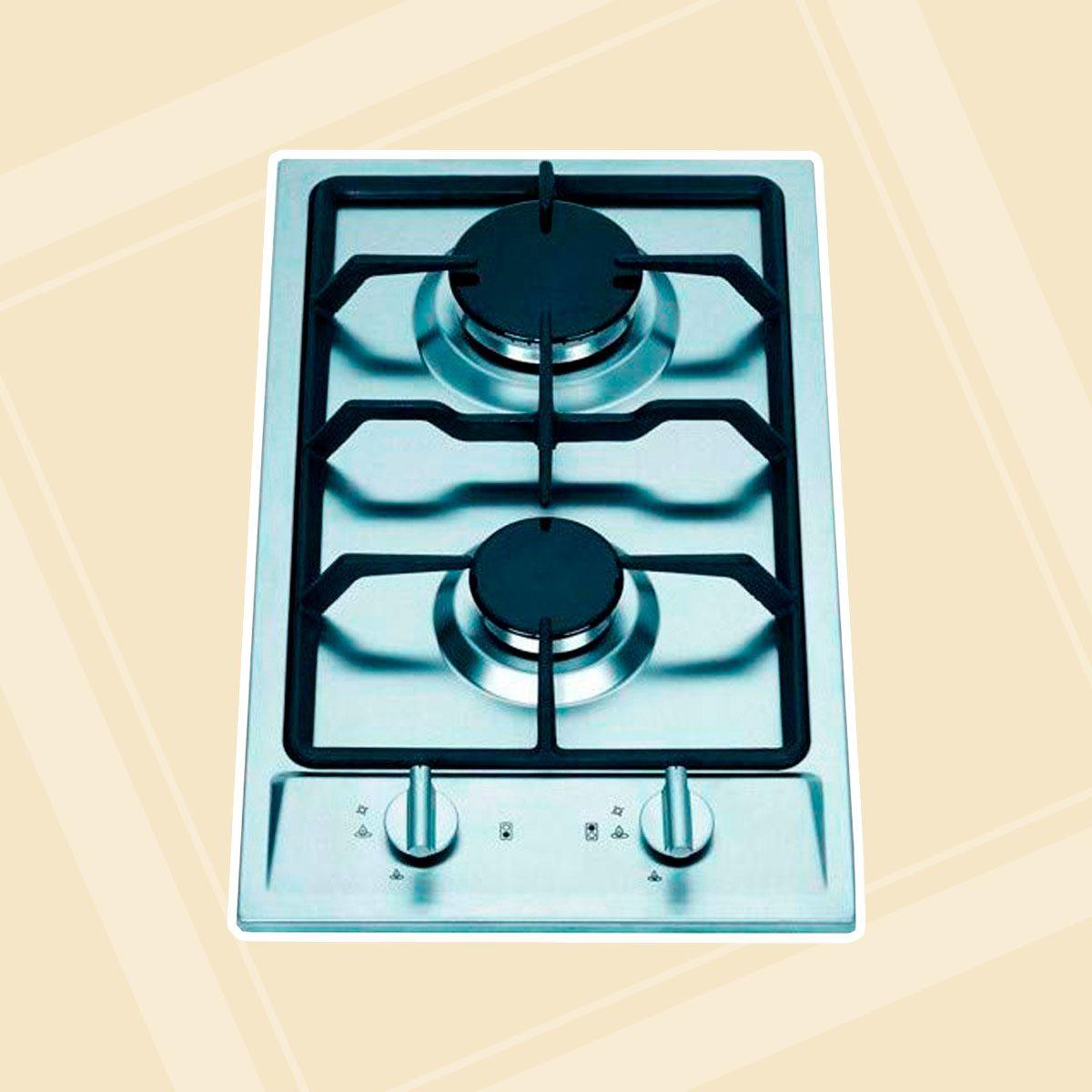 Ramblewood High-Efficiency 2-Burner Gas Cooktop