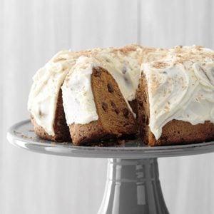 Double Chocolate Espresso Pound Cake