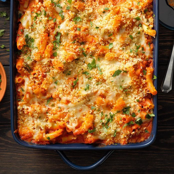 Five Cheese Ziti Al Forno Exps Thas19 237475 B04 17 7b 10