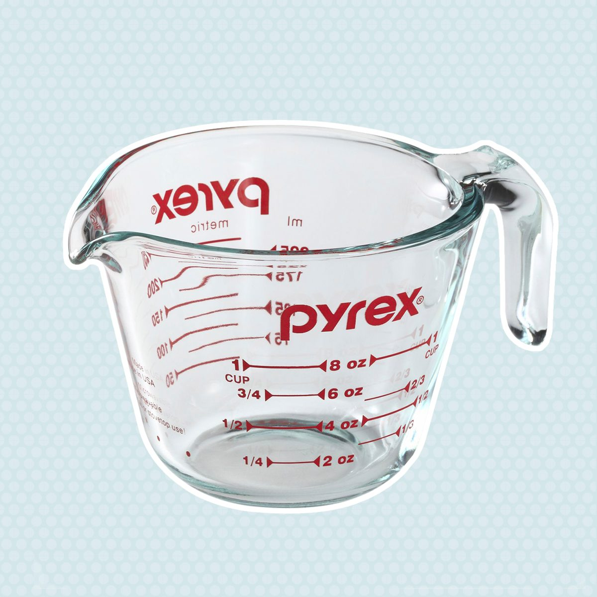 Pyrex Liquid Measuring Cups