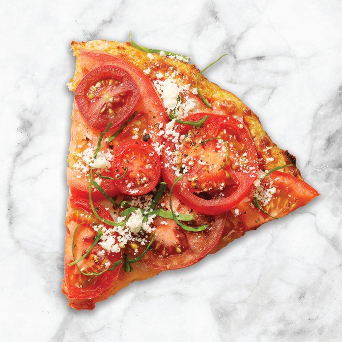 tomato basil pizza crust