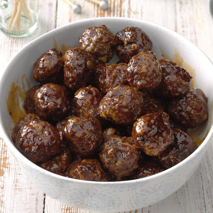 Inspired by: Noodles and Company Korean BBQ Meatballs