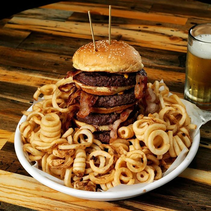 best burger in Missouri, Westport Flea Market