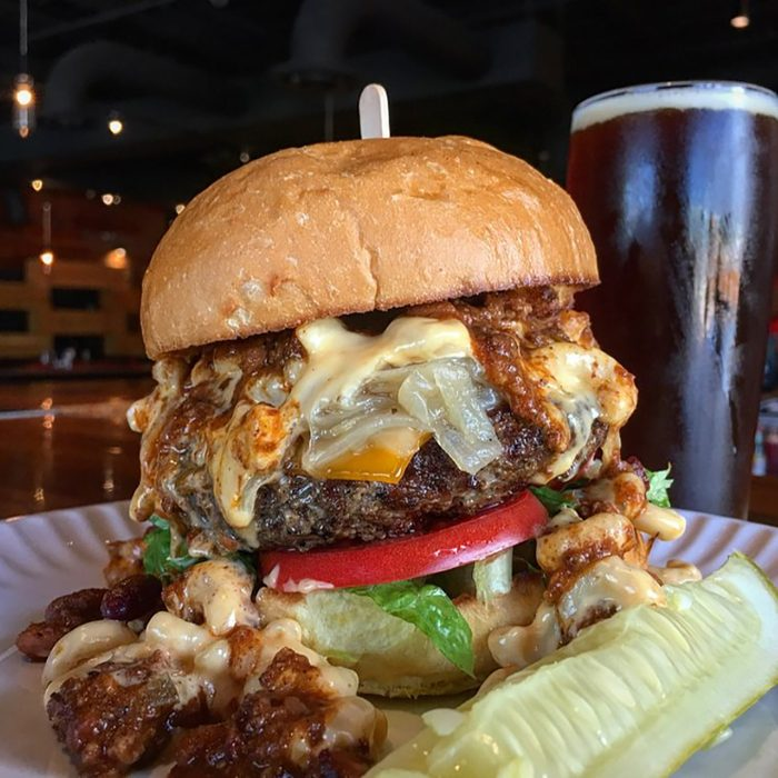 best burger in Arizona at Brother John's Beer, Bourbon & BBQ