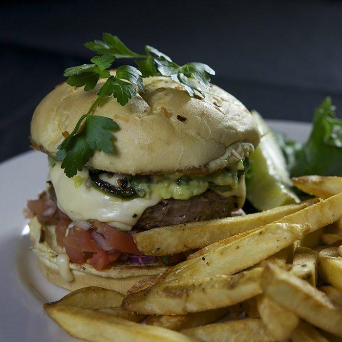 Best burger in North Dakota, Big Willy's Saloon & Grill