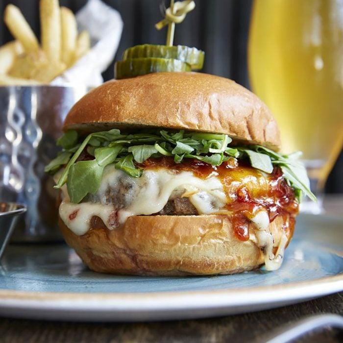 best burger in Pennsylvania, Red Owl Tavern