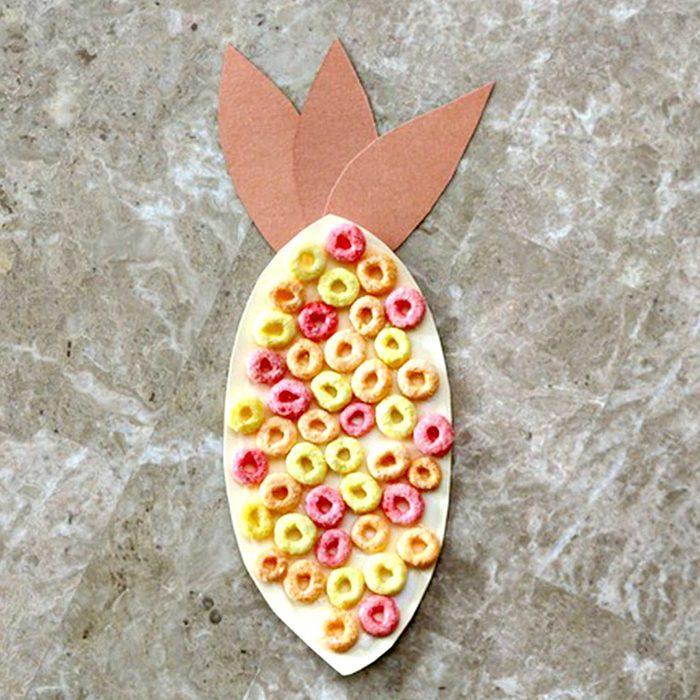 Cereal corn craft