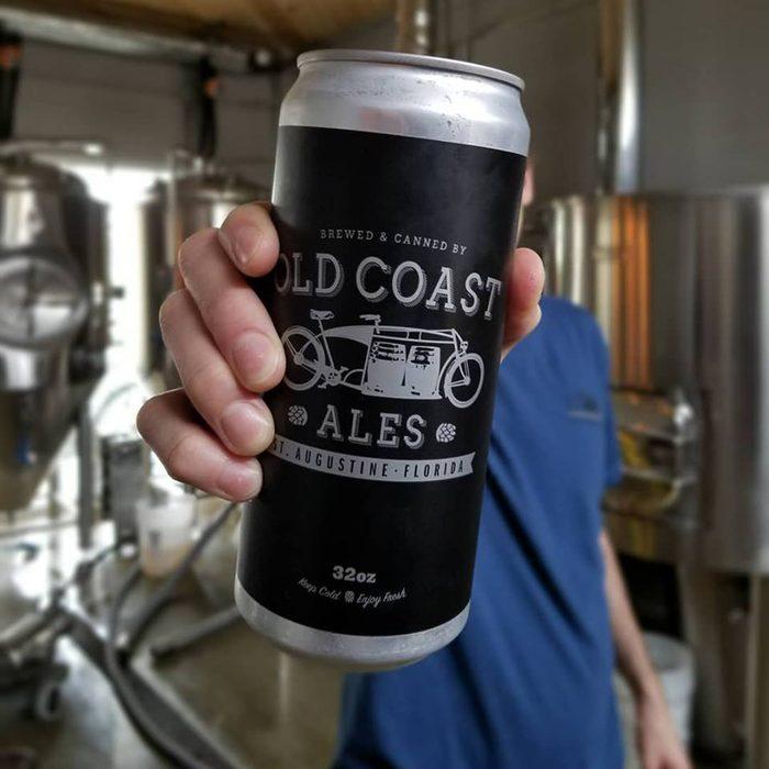 Old Coast Ales, St. Augustine