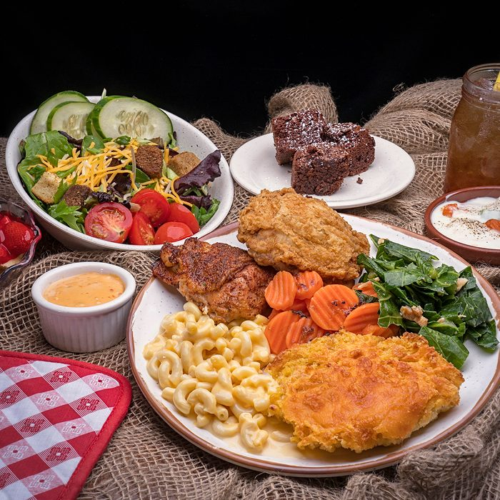 Tennessee: Aunt Granny's Restaurant, Pigeon Forge