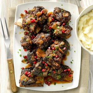 Pomegranate Short Ribs