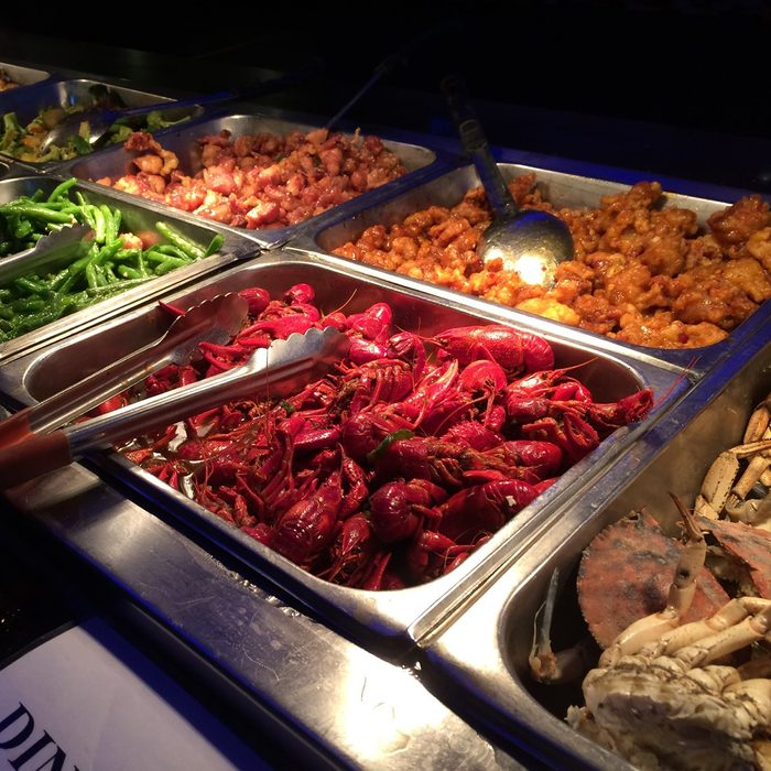 New Jersey: Flaming Grill & Supreme Buffet, East Rutherford
