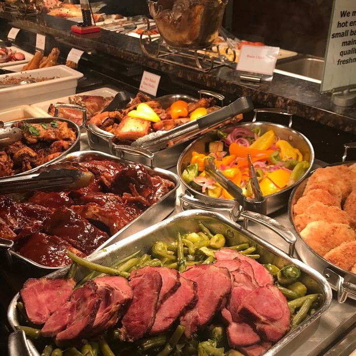 Illinois: Red Apple Buffet, Chicago