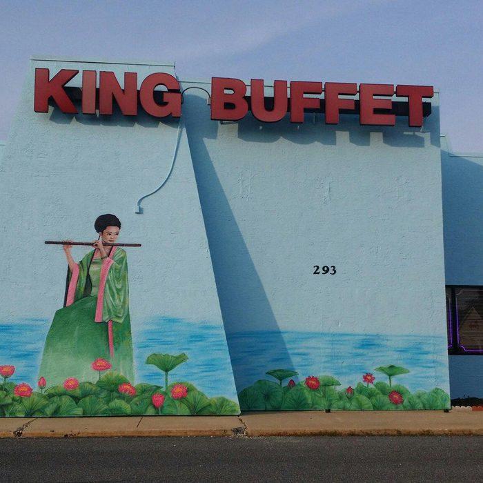 Delaware: King Buffet, Dover