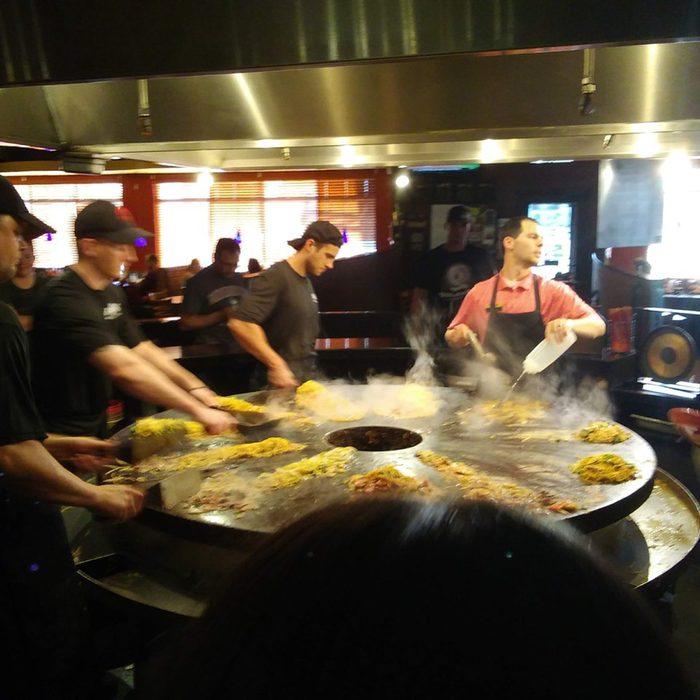 North Dakota: HuHot Mongolian Grill, Bismarck