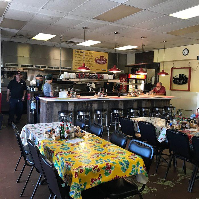 Kansas: Doo-Dah Diner, Wichita