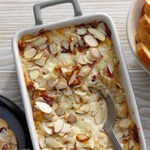 Cranberry and Bacon Swiss Cheese Dip