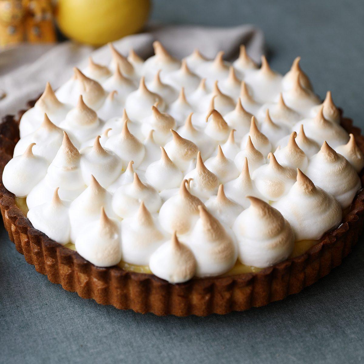 Lemon Meringue Pie; Shutterstock ID 1056232685; Job (TFH, TOH, RD, BNB, CWM, CM): TOH